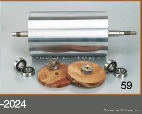 BMW-2024  不鏽鋼雙軸線切割運絲桶 1