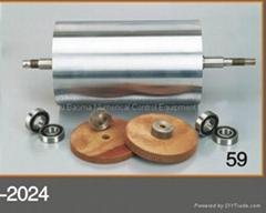 BMW-2024  不锈钢双轴线切割运丝桶