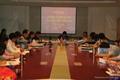 Secondary vocational school teachers held a national training at Suzhou Baoma