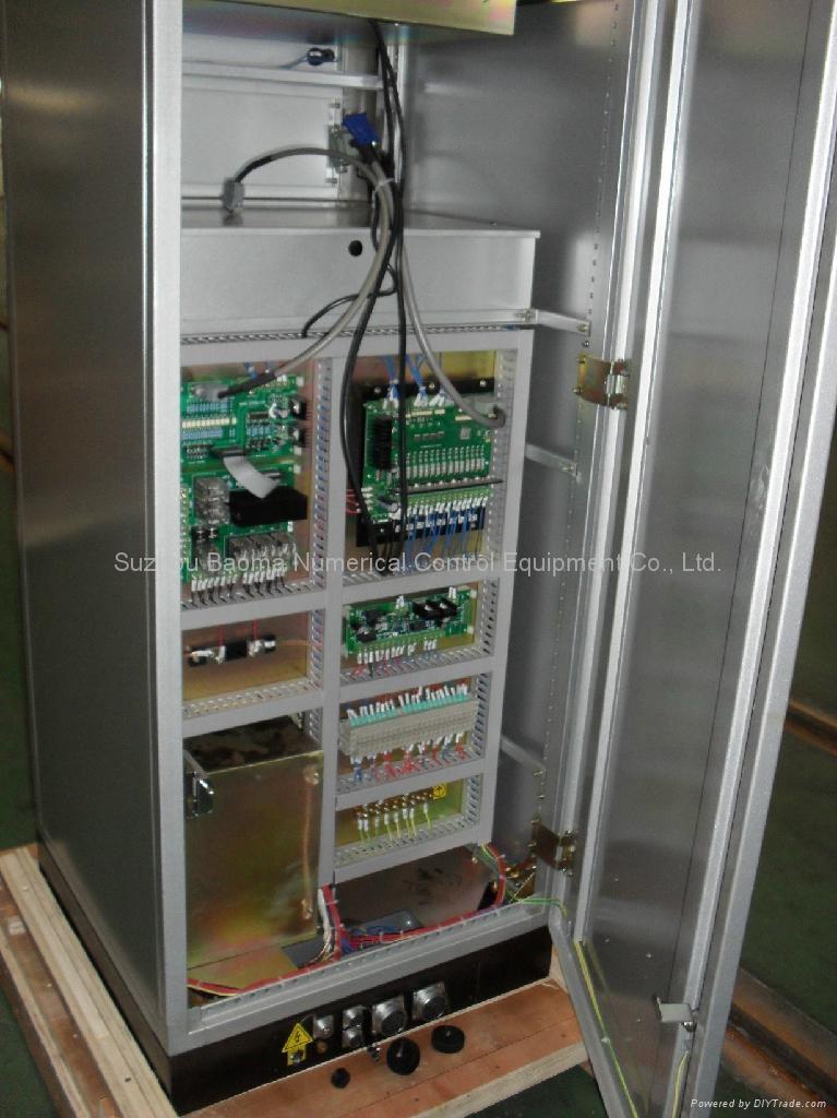 DK7732F  Stepper Control small taper CNC Wire EDM Cutting 3