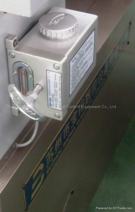 DK7732F步进控制小锥度中走丝线切割 5