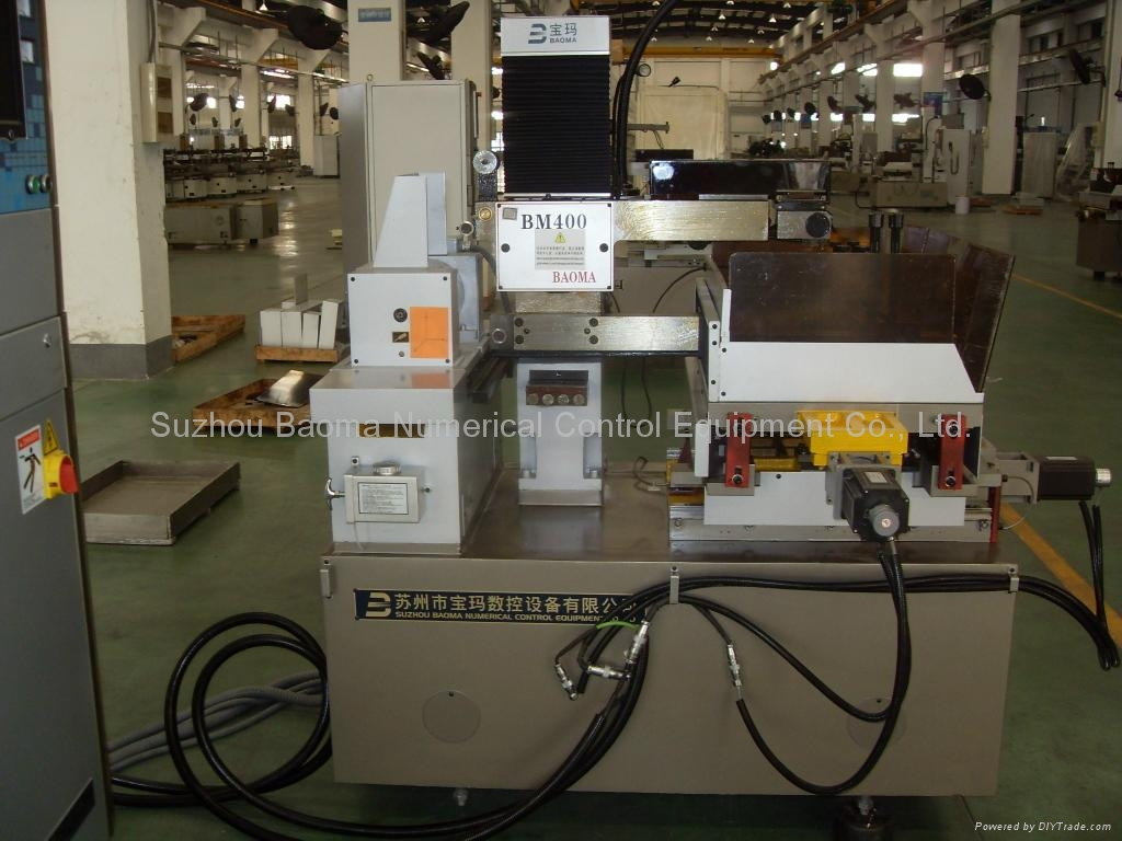 wire edm machine manufacturers