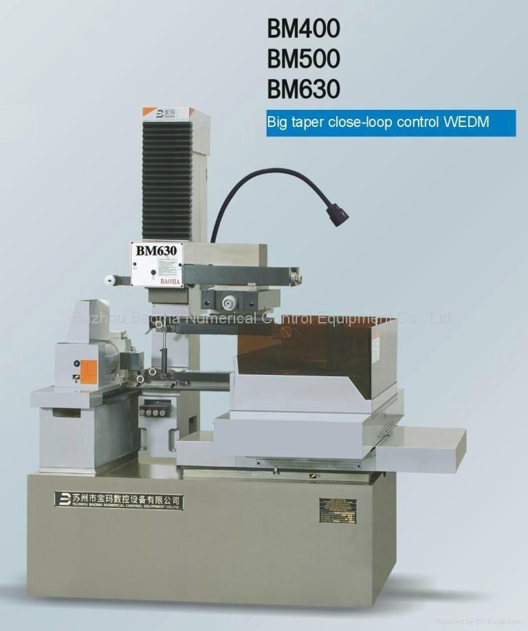 Servo Control Wire cut EDM BM630F 1