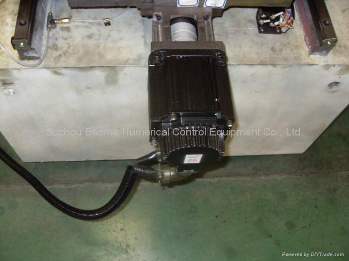 Servo Control Wire EDM BM120x100F 4