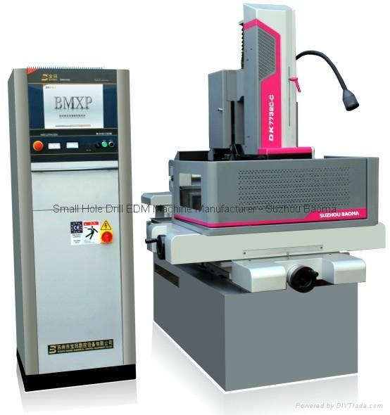 2015 New Middle Speed Wire Cut EDM 1