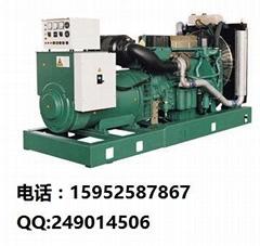 沃爾沃柴油發電機組 400KW TAD1641GE