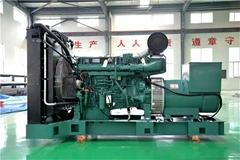 360千瓦沃尔沃发电机组 TAD1345GE