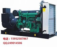 沃尔沃柴油发电机组TWD1643GE 500千瓦