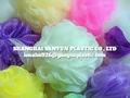浴球花型单色浴擦搓澡巾