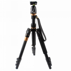 travel tripod Q555