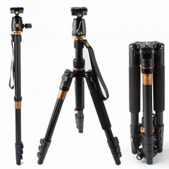 professional travel tripod Q555 for camera