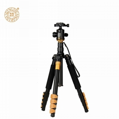 BEIKE colorful camera tripod BK-570A professional tripod CAN FOLD BACK