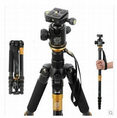 QZSD photographic equipment  factory supply photo tripod camera tripod Q-666