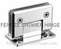 Shower hinge 1