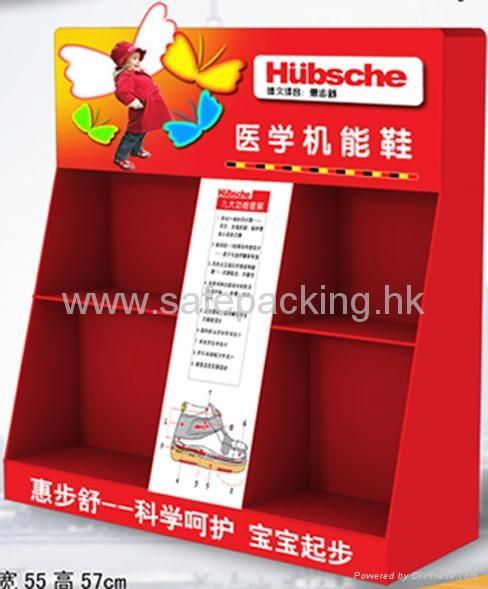台面紙展示盒 2