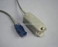 Datex-Ohmeda OXY-F-UN Adult finger clip Spo2 sensor