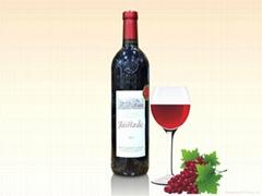 法國進口維納帝雅莊園干紅葡萄酒