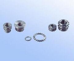 直孔链轮及非标孔链轮