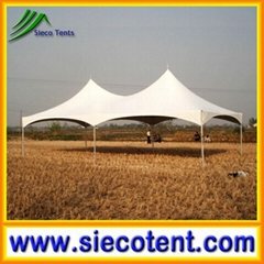 high peak marquee tent