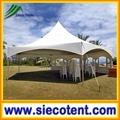Hexagon marquee tent