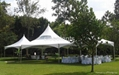Kenya wedding tent