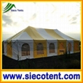 Pole tent for events