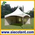 Wholesale china import 4x4m square party marquee tent