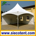Buy direct from china wholesale decoration for party tent 5x5m square marquee te