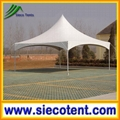 High quality cheap custom large white pvc party tent marquee tent 20'x20' withou