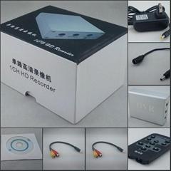 AFN-D1C航拍SD卡FPV錄像機