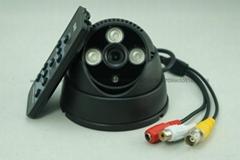 SD卡海螺插卡半球录像机红外夜视高清720P摄录一体128G