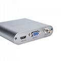 游戏录像机高清SD卡DVR内窥镜录制盒HDMI音视频存储器U盘录像USB 3