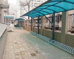 防雨自行車棚