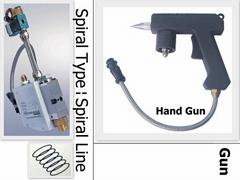 Hot Melt Adhesive Applicator (Spiral Type)