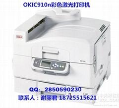 专用名片打印机首选OKIC910n彩色激光打印机