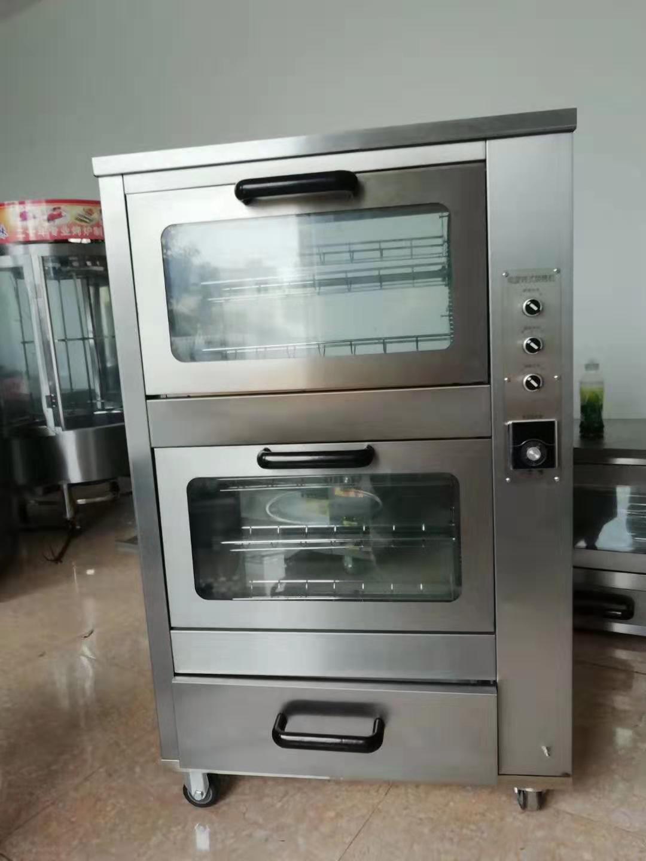 128型全电加热烤地瓜炉 1