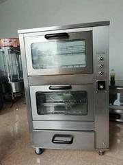128型全电加热烤地瓜炉