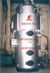 1噸立式燃煤蒸汽鍋爐新品發布