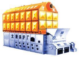 太康鍋爐4噸臥式快裝常壓熱水鍋爐 1