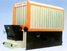 太康鍋爐4噸臥式快裝常壓熱水鍋爐 2