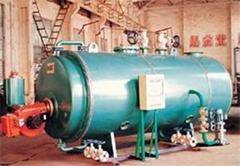 山西2噸燃氣蒸汽鍋爐