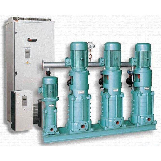 高效節能 自動變頻供水機組 1