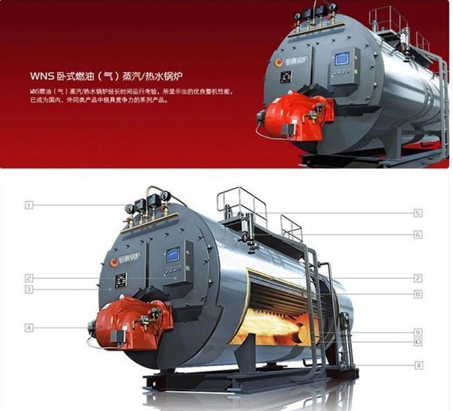 1噸燃氣蒸汽鍋爐 1