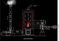 黃石30萬大卡熱風鍋爐