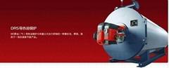 武漢60萬大卡燃煤導熱油鍋爐