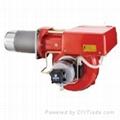 兩段火輕油燃燒器 1