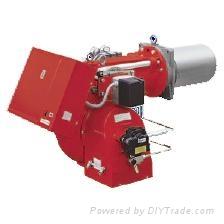 兩段火輕油燃燒器 3