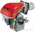 兩段火輕油燃燒器 5