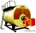方块燃油燃气热水锅炉