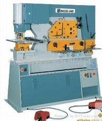 液壓聯合沖剪機
